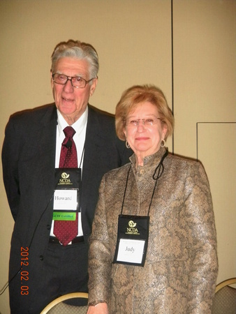Judy Hoppin and Howard Splete Developers of the original Career Development Facilitator Program