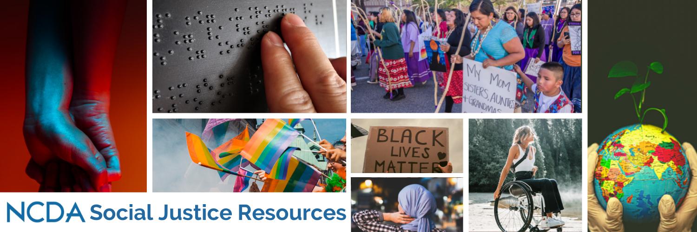 NCDA Social Justice Resources