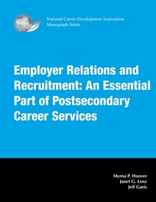 Employer Relations and Recruitment