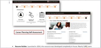 Capella Self Assessment Web Page