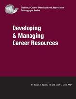 Developing And Managing Career Resources Cover
