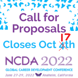 Call for Proposals for the 2022 NCDA Conference